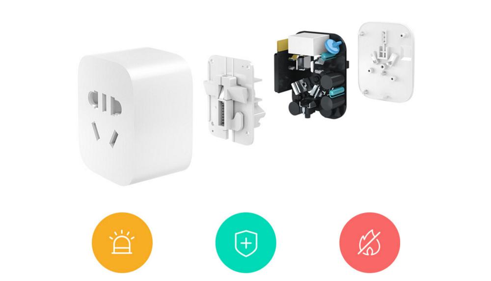 Zócalo Mi Smart Plug de Xiaomi