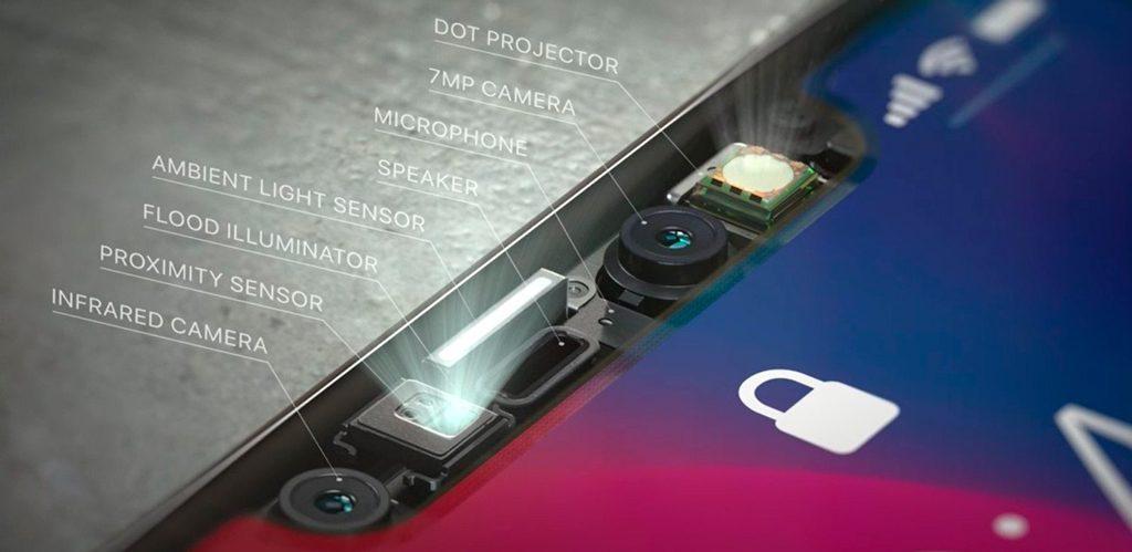 iPhone X con fallos en el FaceID