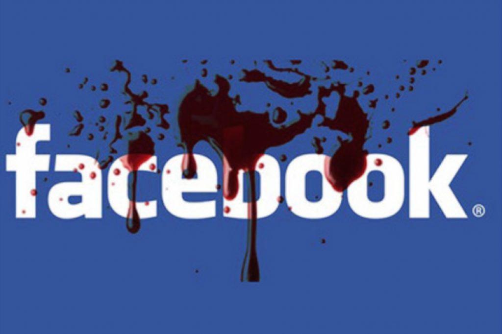 imágenes violentas en Facebook