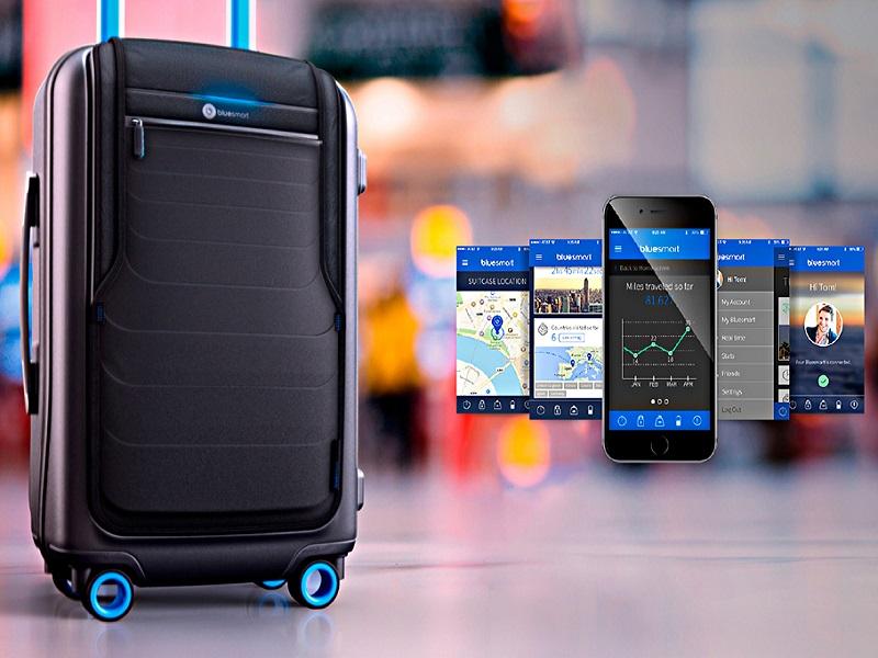 maletas Bluesmart cierra BlueSmart