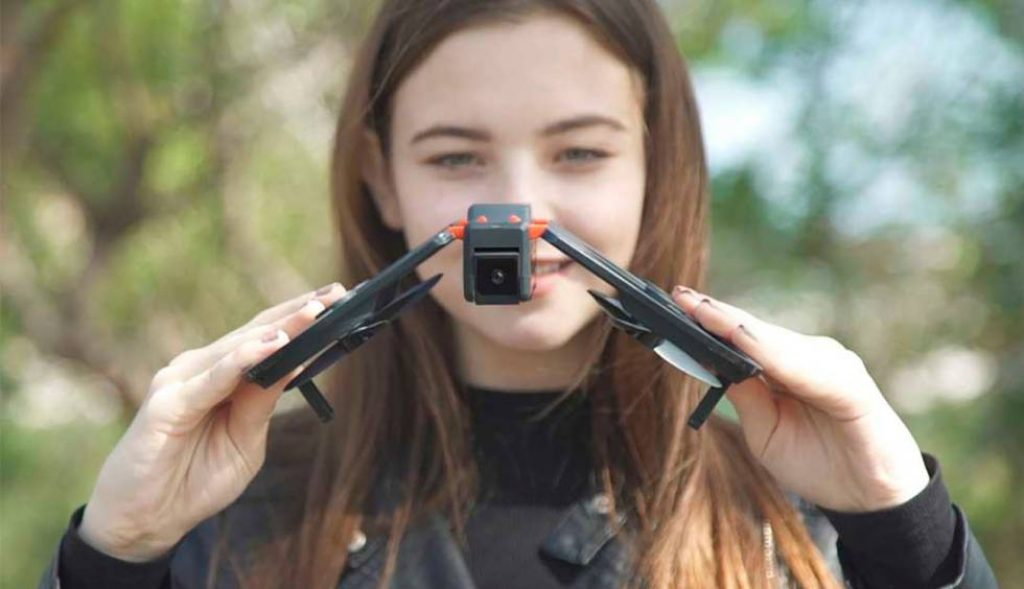 nuevo dron FunSnap iDol de Xiaomi