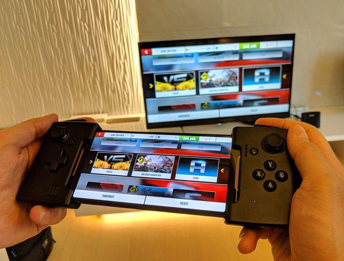 ASUS ROG Phone - Gamepad