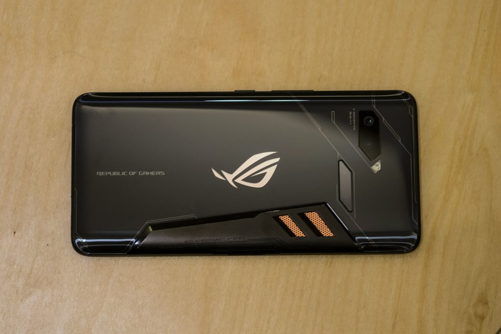 Asus Rog Phone - Cubierta trasera