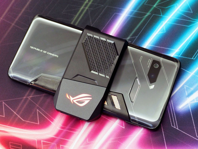 Asus Rog Phone - Destacada 1