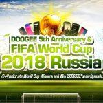 DOOGEE Rusia 2018