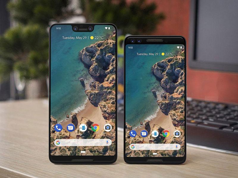 Google Pixel 3 XL, salen a la luz las primeras imágenes