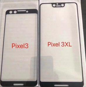 Google Pixel 3 XL y Pixel 3