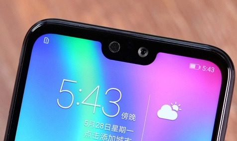 Huawei Honor 9i - Notch