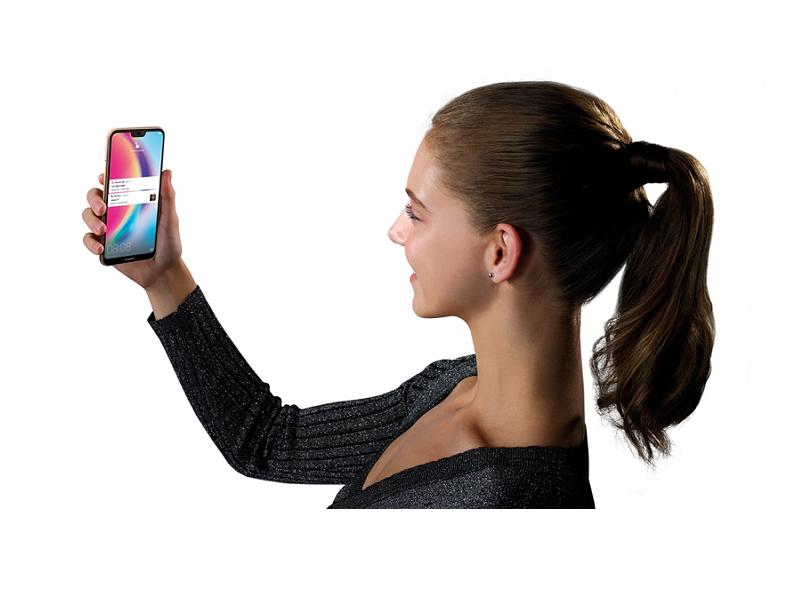 Huawei Mate 10 desbloqueo facial