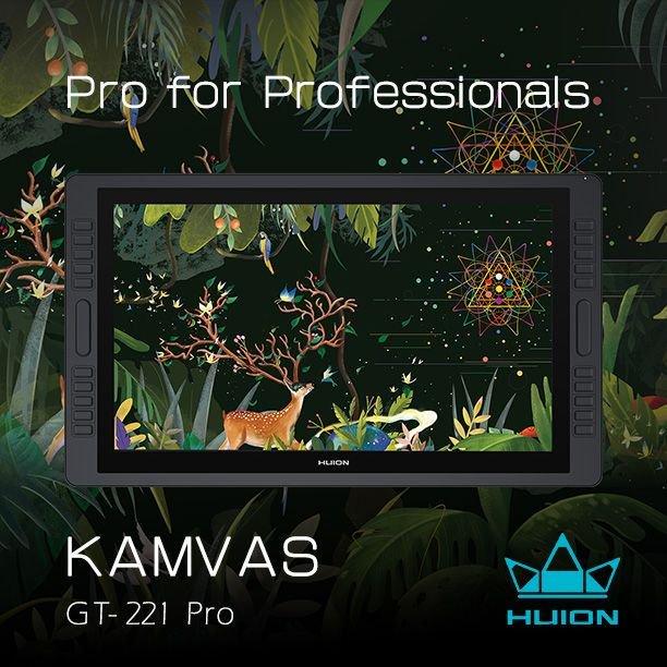 Huion Kamvas GT-221 Pro