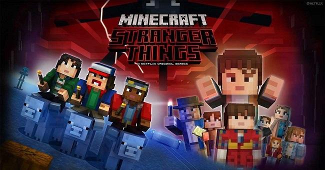 Netflix Stranger Things Juegos