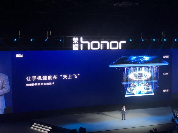 Tecnología GPU Turbo de Huawei
