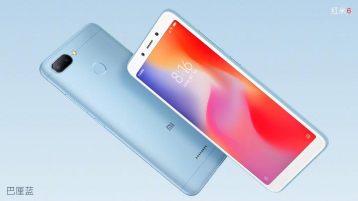 Xiaomi Redmi 6 - Azul