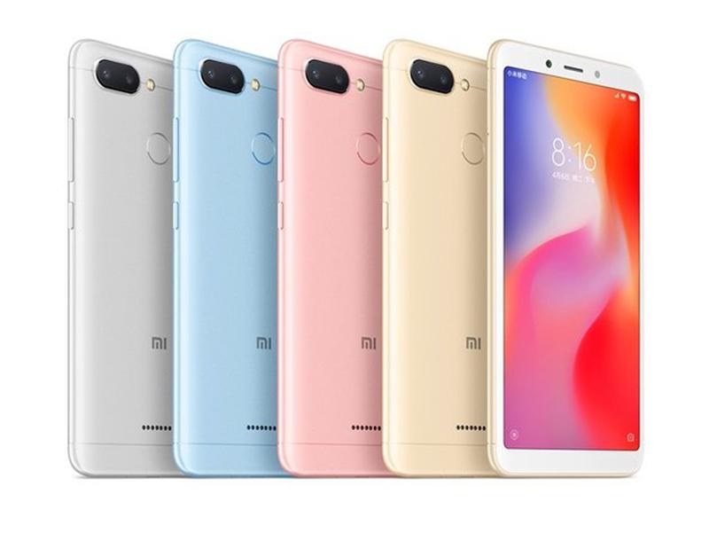 Xiaomi Redmi 6 y Redmi 6A, Xiaomi renueva su gama de entrada a lo grande