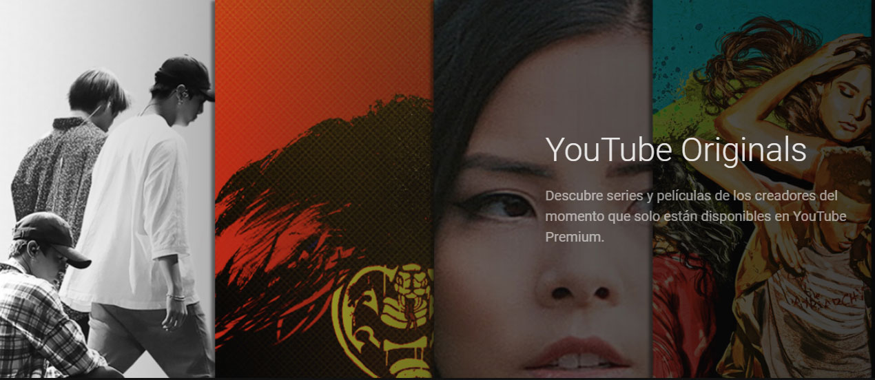 YouTube Music y YouTube Premium - Suscripción