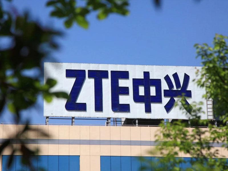 ZTE está de vuelta en el juego después de recibir una multa de mil millones de dólares