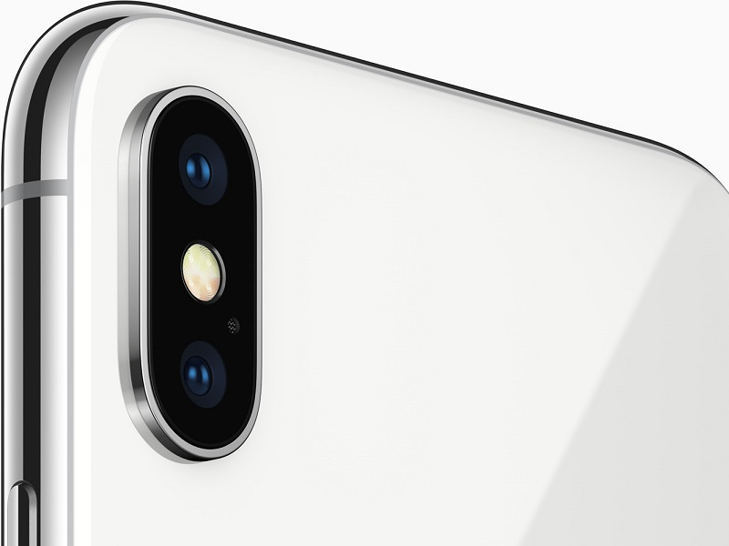 Posible iPhone X Plus con tres cámaras