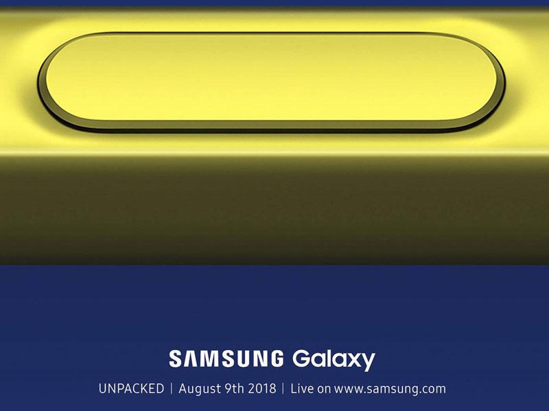 El Samsung Galaxy Note 9 tendrá un S-Pen con Bluetooth y nuevas funciones