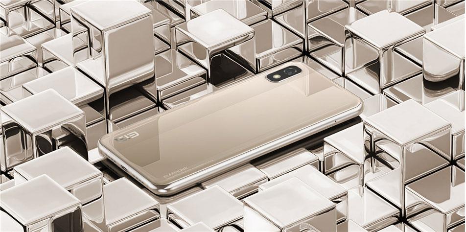 Elephone A4 - apariencia