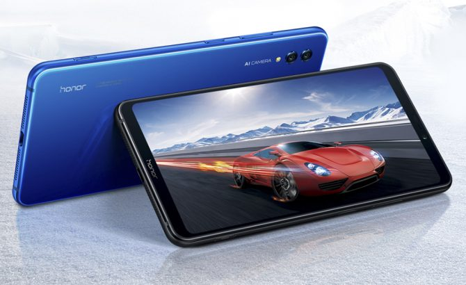 Especificaciones técnicas del Honor Note 10