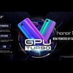 GPU Turbo Honor 10