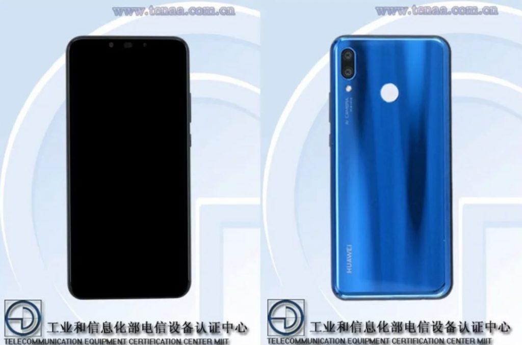 Huawei Nova 3 - TENAA