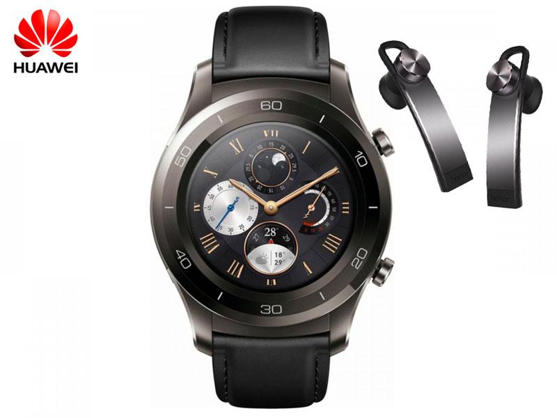 Huawei patenta un Smartwatch equipado con audífonos inalámbricos