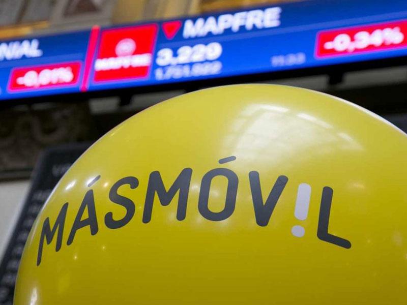 MASMOVIL, a la cabeza del espectro 5G por cliente en España