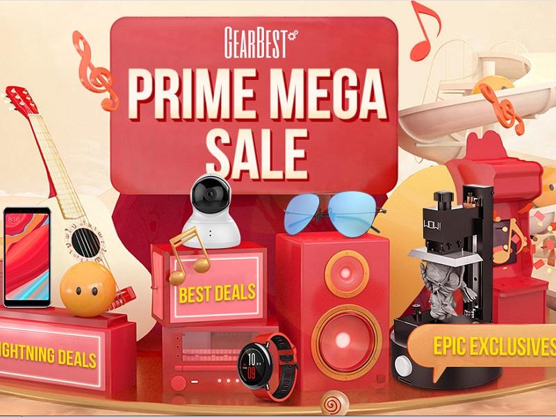 Mega ventas en Gearbest