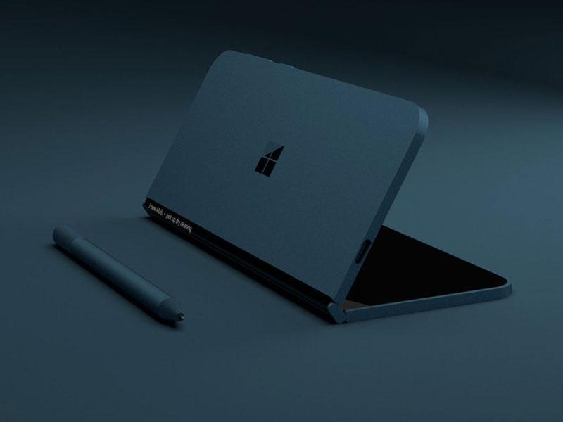 Microsoft trabajaría en un dispositivo Surface de bolsillo para cambiarlo todo