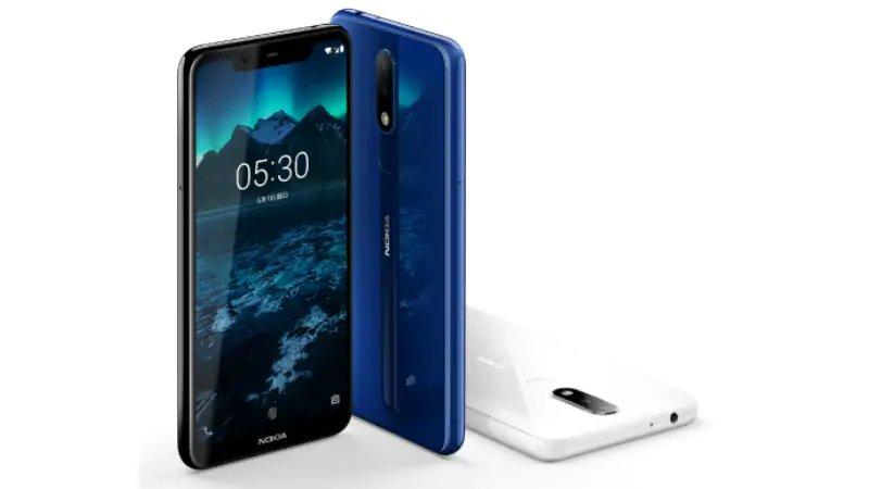 Nokia X5 - características