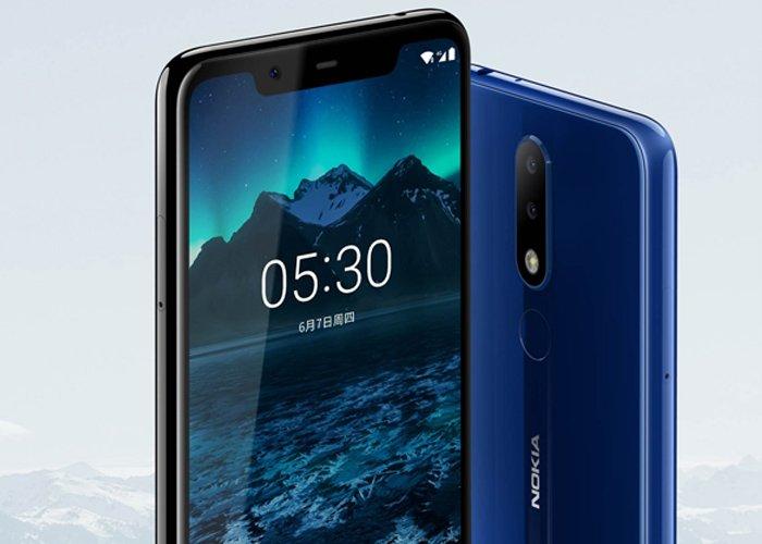 Nokia X5 - pantalla