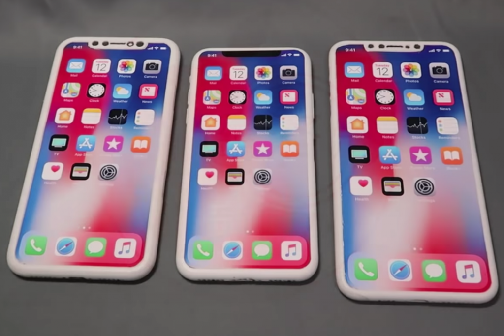 Posibles especificaciones del iPhone X 2018