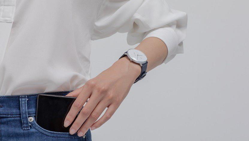 Reloj de cuarzo Xiaomi Mijia - Diseño