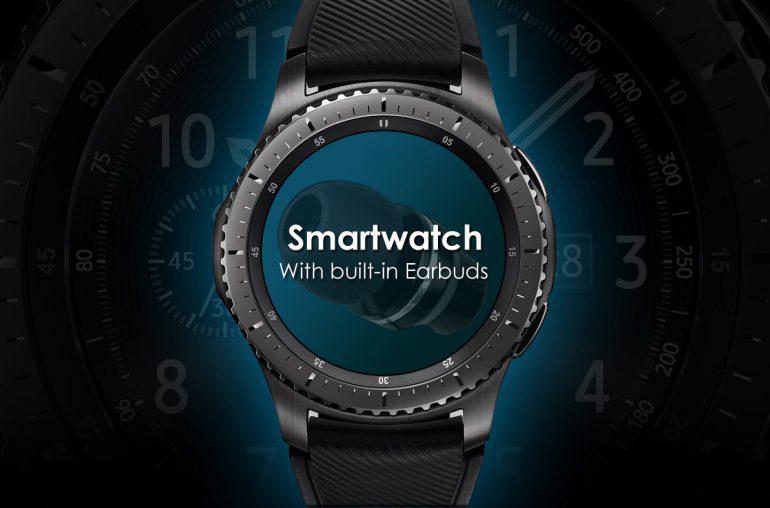 Reloj inteligente Huawei con auriculares Bluetooth integrados