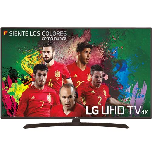 TV LED 65'' LG 65UJ634V 4K UHD Smart TV