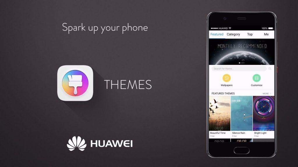 Temas Huawei