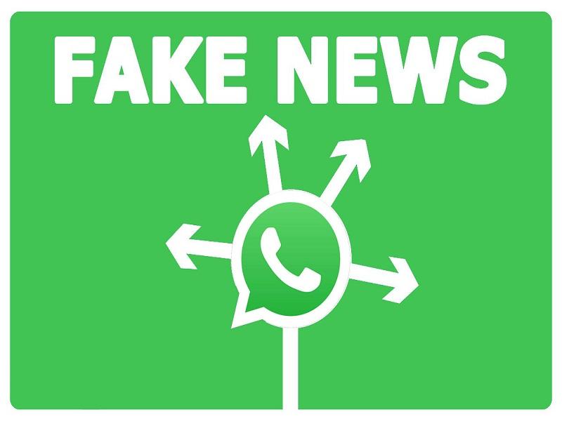 WhatsApp contra las noticias falsas
