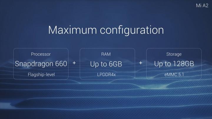 Xiaomi Mi A2 - versiones