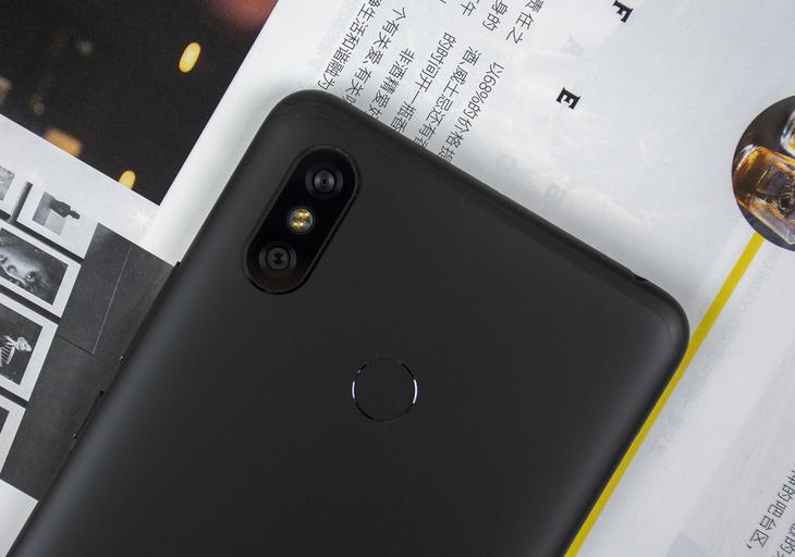 Xiaomi Mi MAX 3 - cámaras