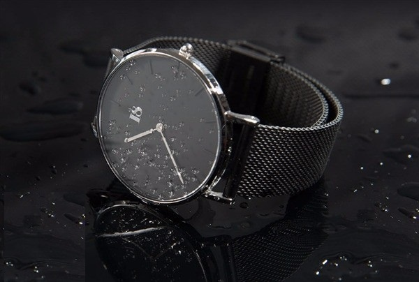 Xiaomi ya nos había presentado al I8 - un reloj de cuarzo muy elegante, pero sin funciones inteligentes