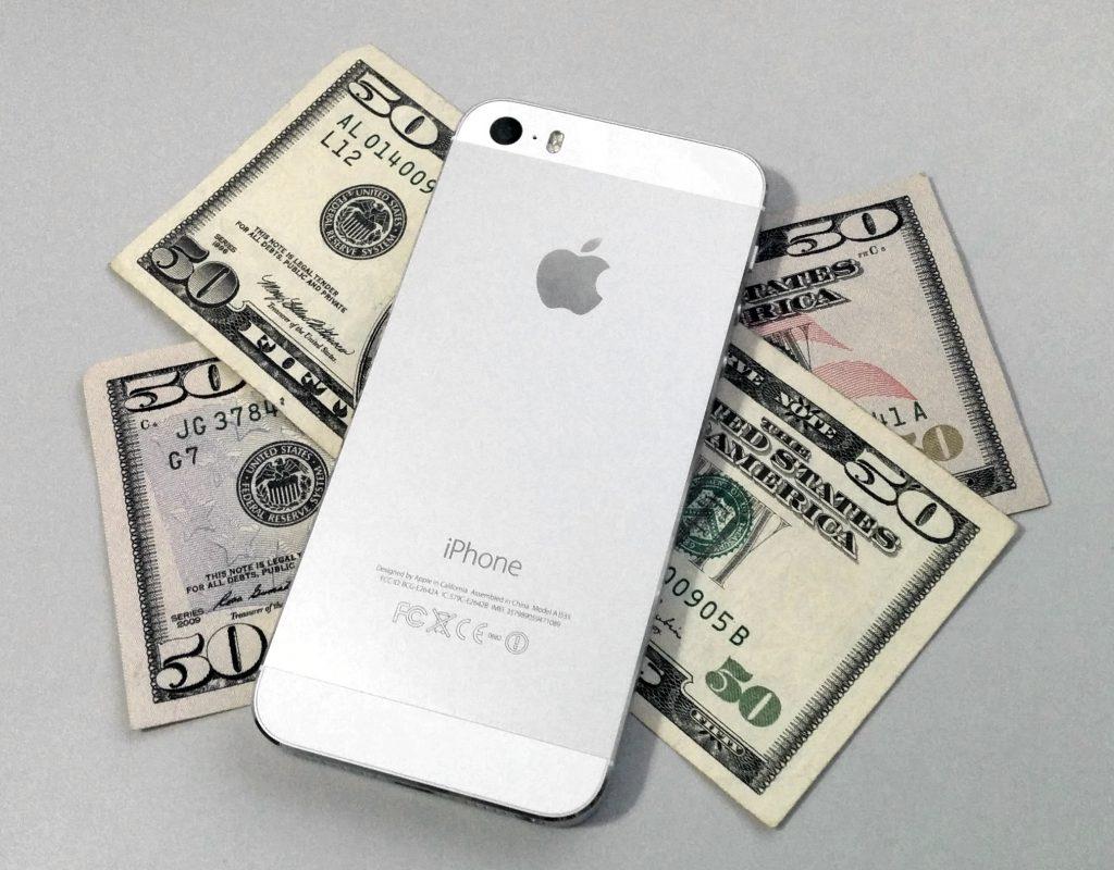 iPhone es de ricos