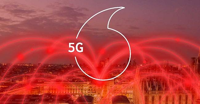 Vodafone, pionero en el desarrollo de la red 5G