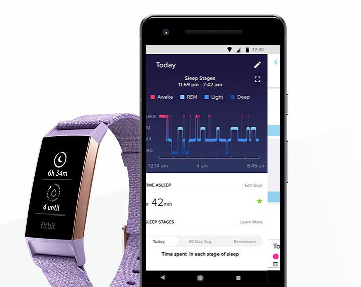 Así es la Fitbit Charge 3 - Funciones