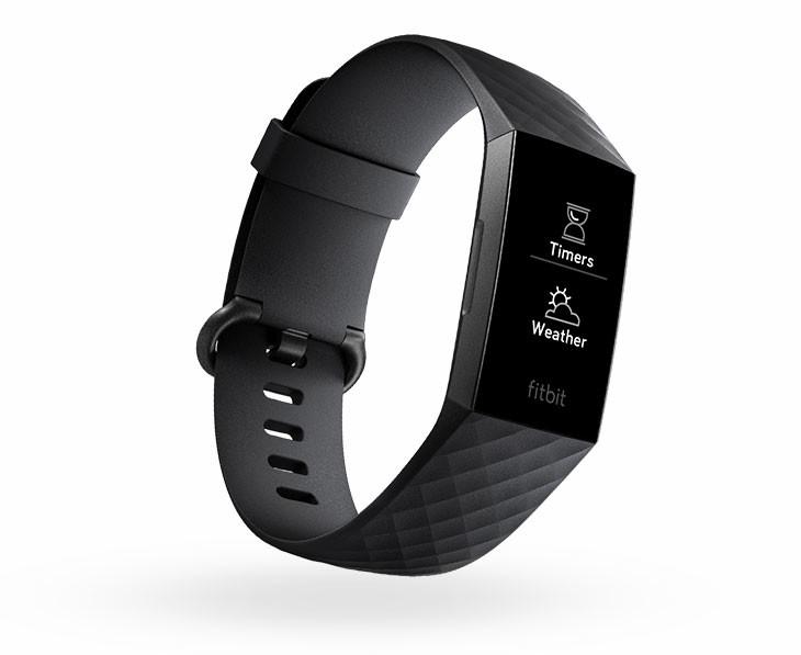 Así es la Fitbit Charge 3