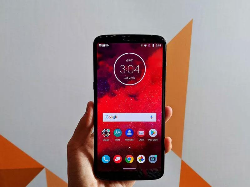 El Moto Z3 es el primer teléfono actualizable a 5G según Motorola y Verizon