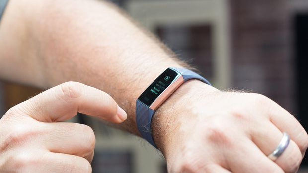 Fitbit Charge 3 - apariencia
