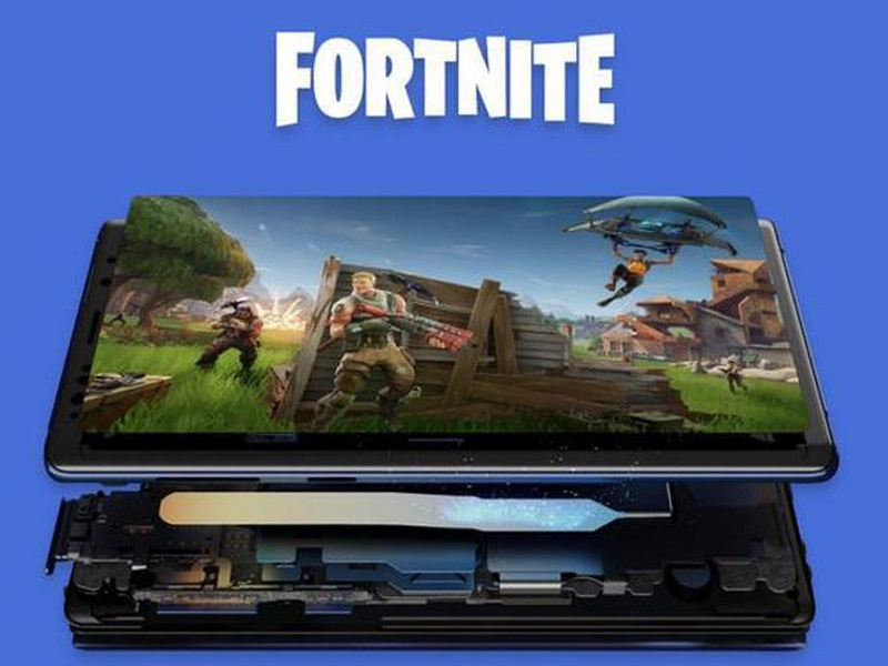 Fortnite Samsung
