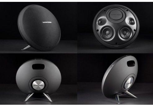 Harman Kardon Onyx Studio 4, un altavoz Bluetooth grande y potente