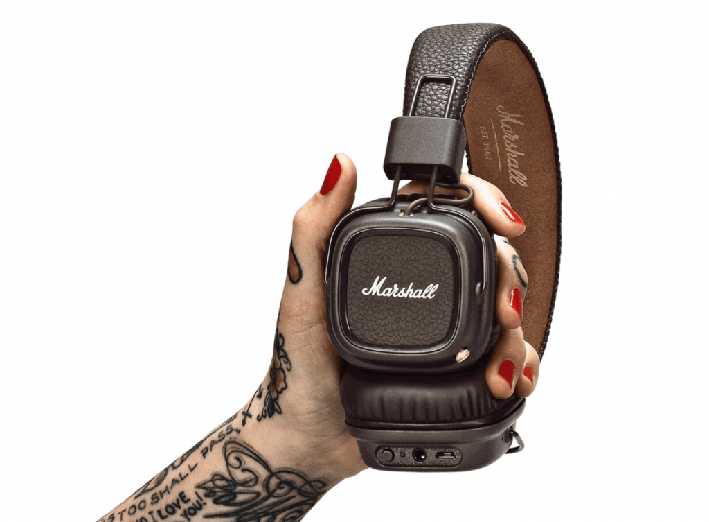 Marshall Major II, aspecto
